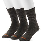 Men's Realtree 3-pack Half-Crew Outdoor Socks