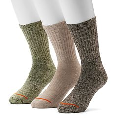 Men's Realtree 3-pack Half-Crew Outdoor Socks