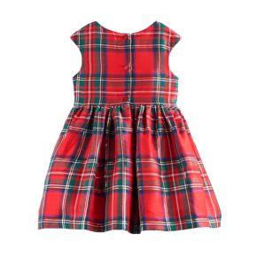 Toddler Girl Marmellata Classics Red Plaid Dress
