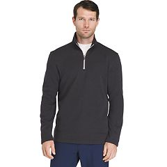 Men's IZOD Advantage Regular-Fit Performance Quarter-Zip Fleece Pullover