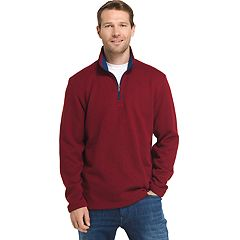 Mens Red Zip Neck Sweaters - Tops, Clothing | Kohl's