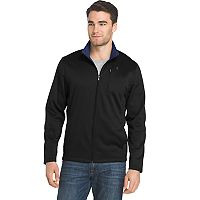 Men's IZOD Advantage Regular-Fit Performance Fleece Jacket