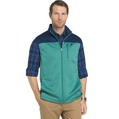 Men's IZOD Advantage Sportflex Regular-Fit Fleece Vest