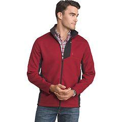 Men's IZOD Advantage Regular-Fit Performance Shaker Fleece Jacket