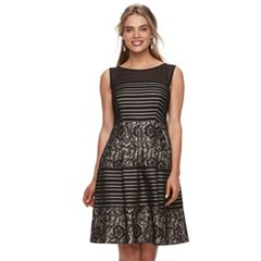 Petite Chaya Lace Dress