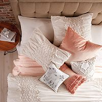 Peri Triangle Braid Pillow Sham