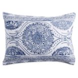 Peri Matlasse Medallion Pillow Sham