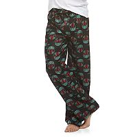 Men's Star Wars Boba Fett Microfleece Lounge Pants