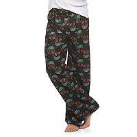 Men's Star Wars Boba Fett Microfleece Lounge Pants