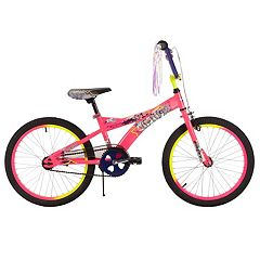 Youth Huffy 20-Inch Glitzy Bike
