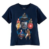 Boys 4-7 DC Comics Justice League Graphic Tee