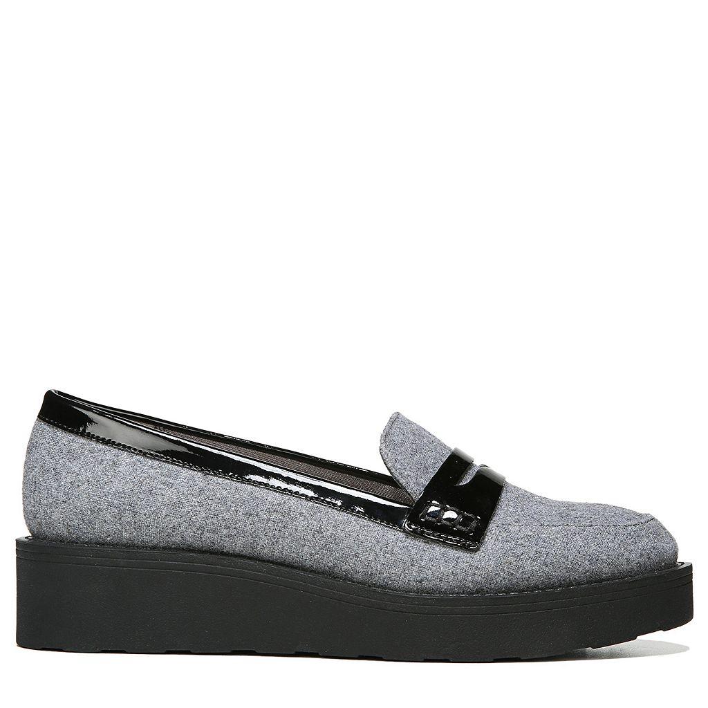 LifeStride Sims Women's Platform Loafers