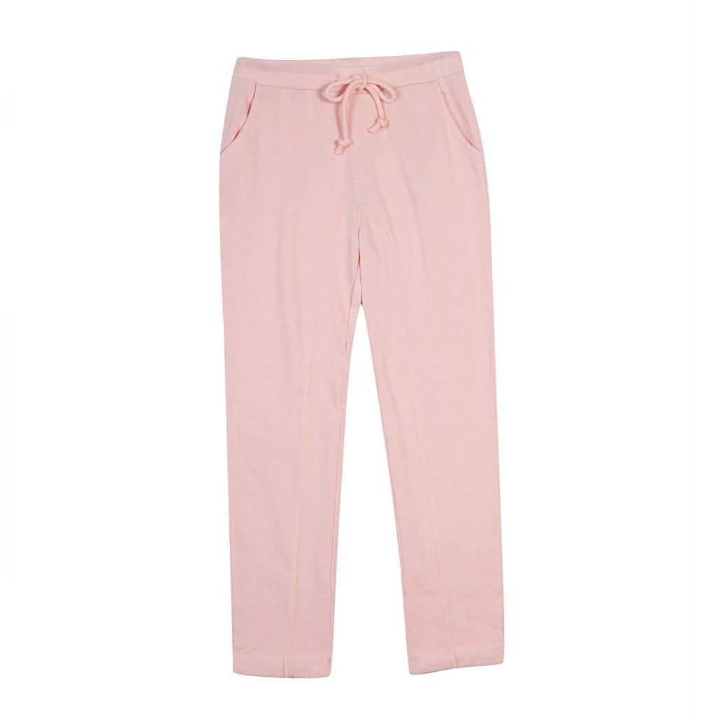 Girls 7-16 Harper & Elliott Rolled Cuff Jogger Pants