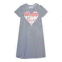 Girls 7-16 & Plus Size Harper & Elliott Graphic Midi T-Shirt Dress