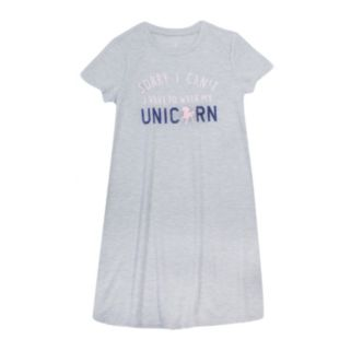 Girls 7-16 & Plus Size Harper & Elliott Graphic Midi T-Shirt Dress
