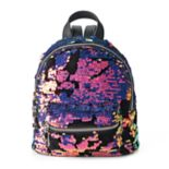 madden NYC Sequined Mini Dome Backpack