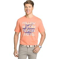 Men's IZOD Saltwater Classic-Fit Graphic Tee