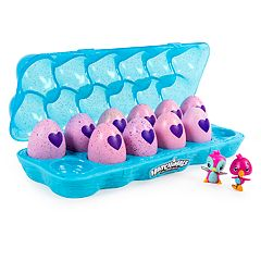 Hatchimals CollEGGtible 12-Pack Egg Carton