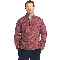 Men's IZOD Harbor River Regular-Fit Marled Pullover Sweater