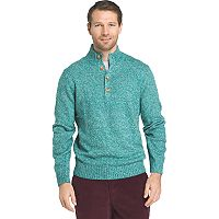 Men's IZOD Harbor River Regular-Fit Marled Pullover Sweater
