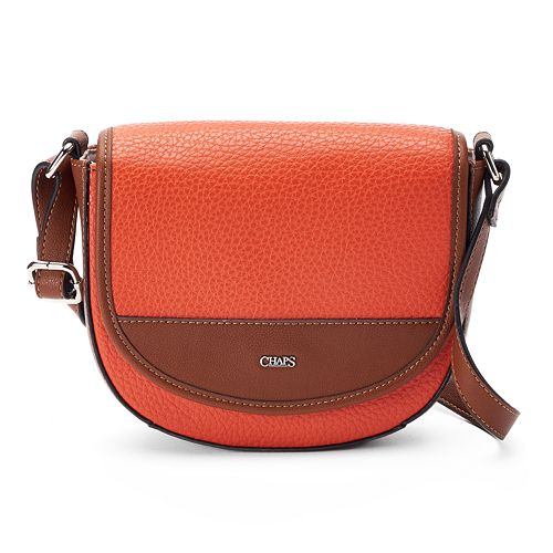 719c0b5619d4 Chaps Mariam Crossbody Saddle Bag