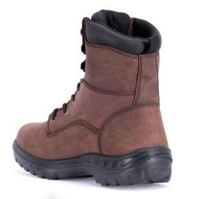 John Deere WCT Men's ... Waterproof Steel Toe Work Boots - JD8604
