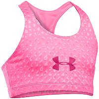 Girls 7-16 Under Armour Printed Dazzle Sports Bra