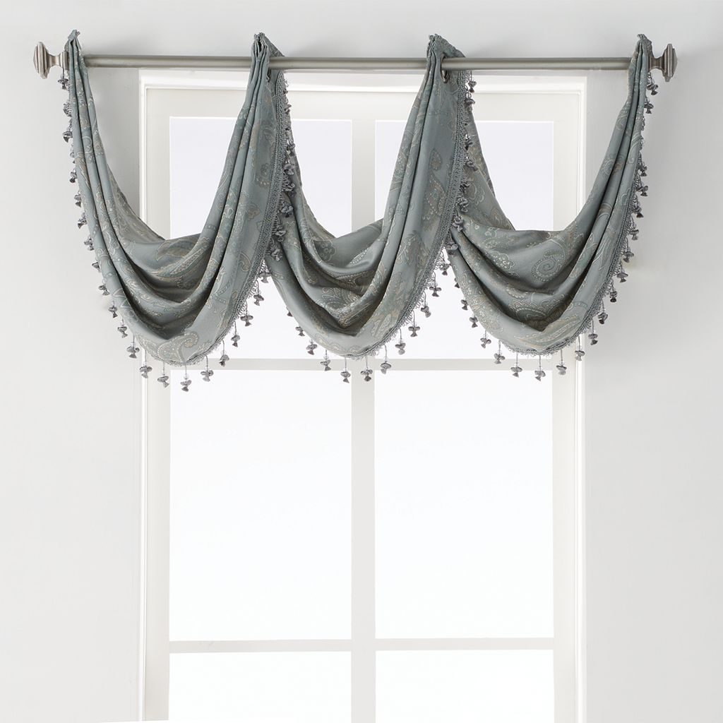 National Georgia Jacobean Window Valance - 37'' x 26''