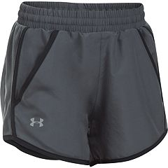 Girls 7-16 Under Armour Fly By Shorts