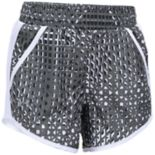 Girls 7-16 Under Armour Fly By Novelty Shorts