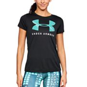Women's Under Armour Tech Short Sleeve Crew Graphic Tee