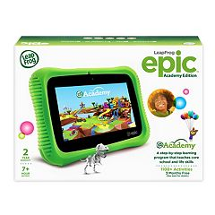 LeapFrog Epic Academy Edition Tablet - Green