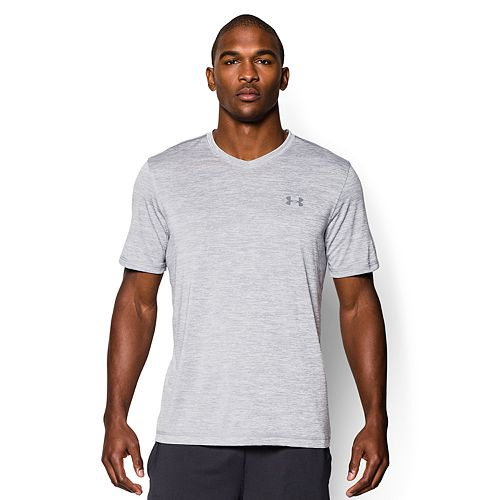 acdc2fe9 Mens' Under Armour Tech V-neck Tee