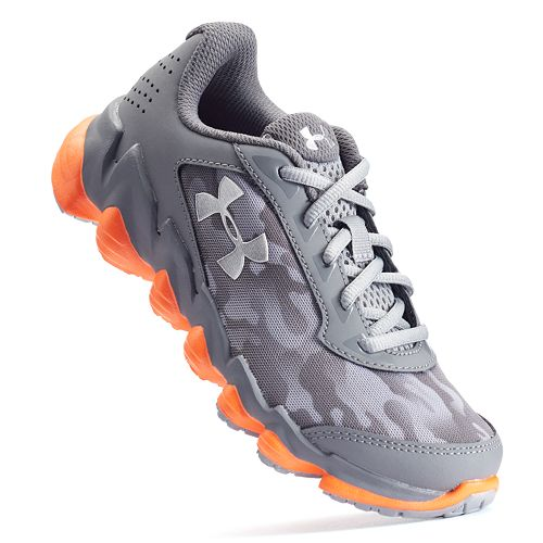 newest collection 65eaa 5ca9f Under Armour Spine Disrupt Preschool Boys' Running Shoes