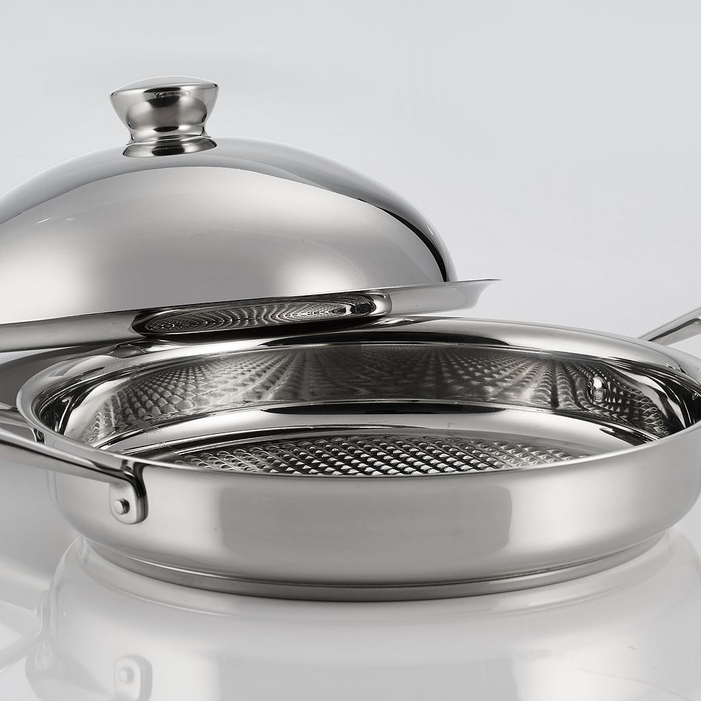 Tramontina Limited Editions Rotonda Covered Braiser & Grill