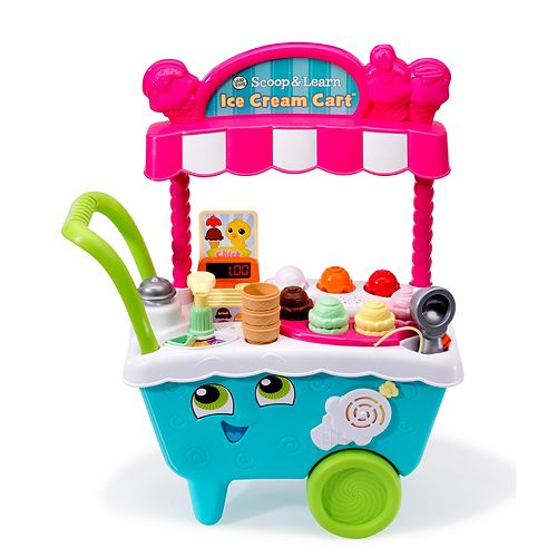 Leapfrog Scoop Learn Ice Cream Cart
