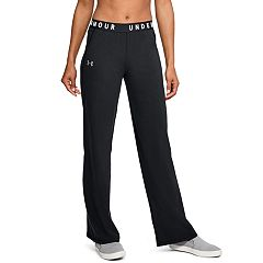 Women's Under Armour Favorite Midrise Wide Leg Pants