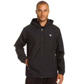 Men's Champion Hooded Rain Jacket