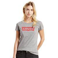 Women's Levi's Batwing Logo Tee