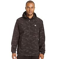 Big & Tall Champion Hooded Rain Jacket