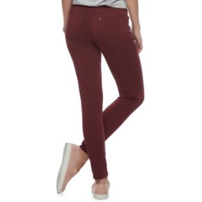 Juniors' Rewind 5-Pocket Skinny Pants