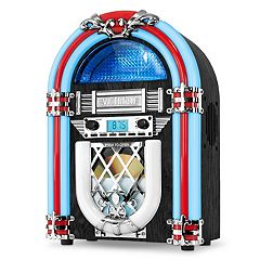 Victrola Bluetooth Desktop Jukebox
