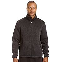 Men's Champion Fleece Knit Jacket