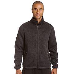 Men's Champion Fleece Knit Jacket