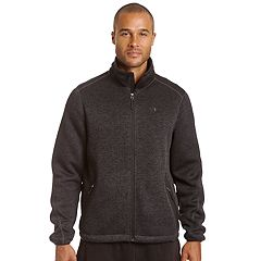 Big & Tall Champion Fleece Knit Jacket