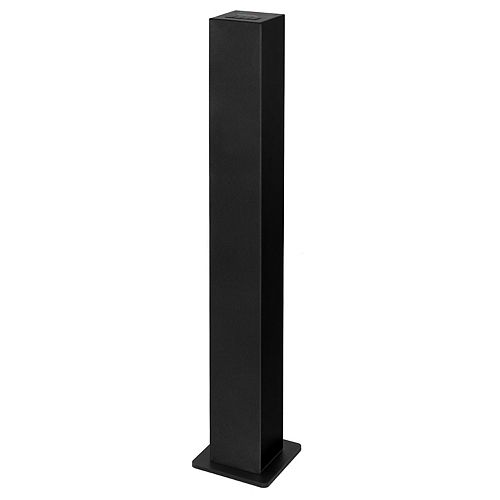 Innovative Technology Slim Bluetooth Tower Speaker