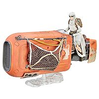 Star Wars The Black Series Rey's Speeder (Jakku) by Hasbro