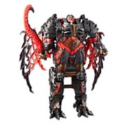 Transformers The Last Knight Mega 1-Step Turbo Changer Dragonstorm Figure by Hasbro