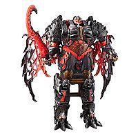 Transformers The Last Knight Mega 1-Step Turbo Changer Dragonstorm Figure by Hasbro