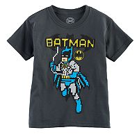 Boys 4-7 LEGO Batman Graphic Tee